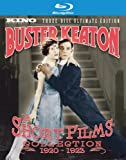 Buster Keaton Short Films Collection: 1920-1923 (Three-Disc Ultimate Edition) [Blu-ray]
