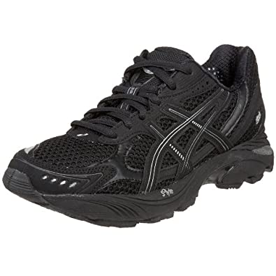 ASICS Women's Gt 2150 Running Shoe,Black/Onyx/Lightning,13 2A