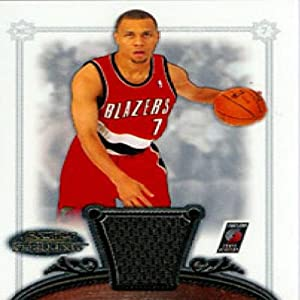 Brandon Roy 2007 Bowman Sterling Portland Trail Blazers Jersey Card by Hollywood+Collectibles