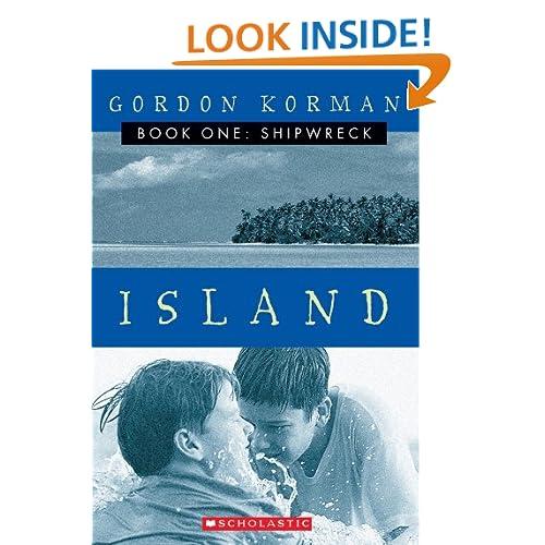 Gordon Korman's List of Books |.