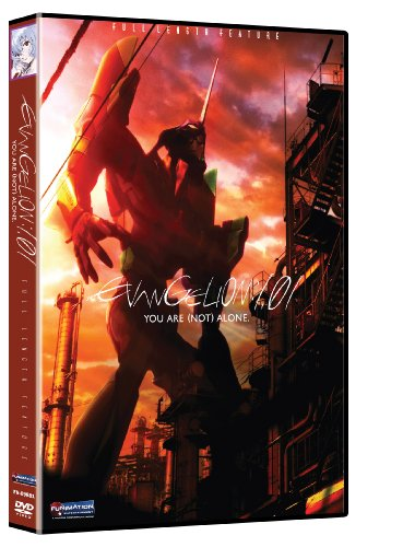 Evangelion: 1.01 You Are Not Alone [DVD] [Import]