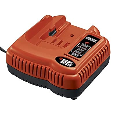 Black & Decker BDFC240 9.6 Volt to 24 Volt Battery Charger For NST1024 String Trimmer And NHT524 Hedge Trimmer