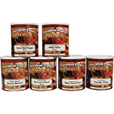 Provident Pantry® Freeze Dried Vegetable Combo (6-#10 cans)