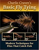 Amazon.com: Charlie Craven's Basic Fly Tying: Modern Techniques for Flies That Catch Fish (9780979346026): Charlie Craven: Books