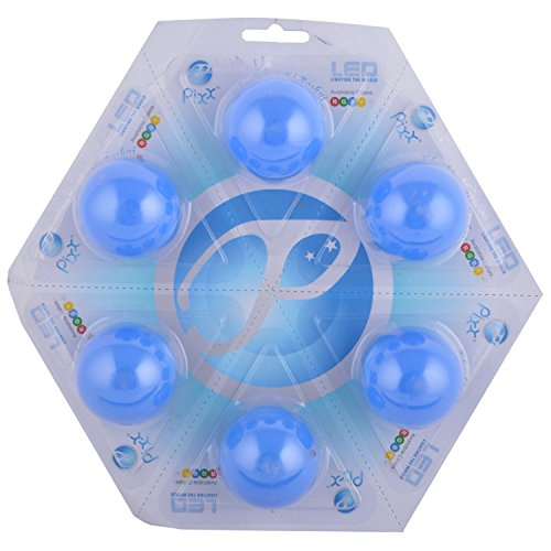 0.5W-LED-Night-Lamp-(Blue,-Pack-of-6)