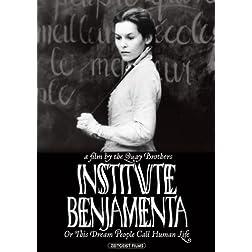 Institute Benjamenta, or This Dream People Call Human Life