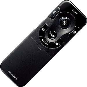 コクヨ PCプレゼンポインター エアビーム パワポーポイント操作 マウス機能付 ELA-P2