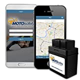 MOTOsafety OBD with 3G GPS Service, Teen Driving Coach Vehicle Monitoring System MPVAS1