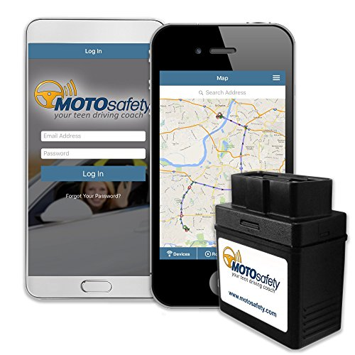 MOTOsafety OBD with 3G GPS Service, Teen Driving Coach Vehicle Monitoring System MPVAS1 (Auto Gps Tracker compare prices)