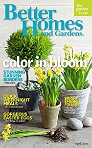 Better Homes And Gardens 1 Year Magazines