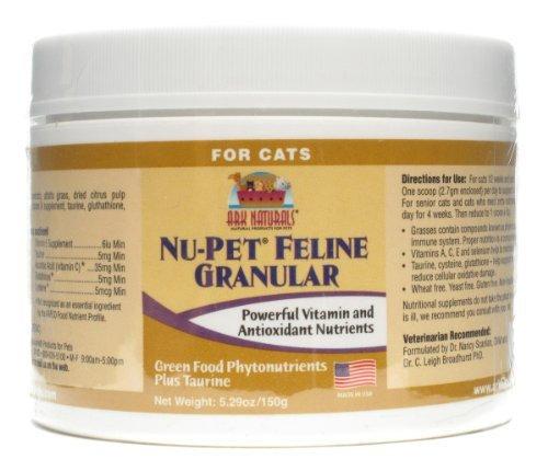 Feline Vitamin Supplements