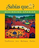 img - for  Sab as que...?: Beginning Spanish book / textbook / text book