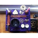 Full Size Wicca Altar Set