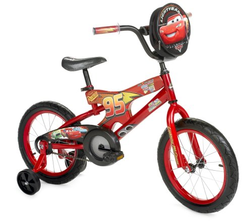 Cars 16-Inch Boys BMX Bike