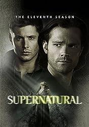 Supernatural - Season 11 [DVD]