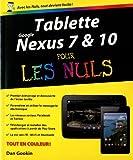 echange, troc Doug Lowe - Google Nexus 7 et 10 Pour les Nuls