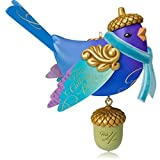 Hallmark QX9103 Four Calling Birds 4th in the Twelve Days of Christmas Series