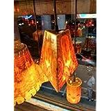 Juhi Artz Pinewood Triangular Hanging - (Multicolour)