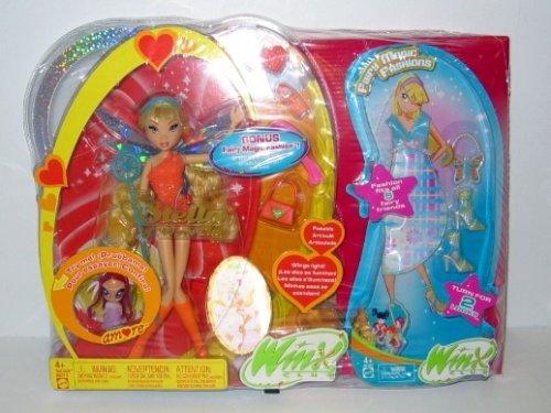 Winx Stella and Amore w/Extra Fashion Doll - Buy Winx Stella and Amore w/Extra Fashion Doll - Purchase Winx Stella and Amore w/Extra Fashion Doll (Mattel, Toys & Games,Categories,Dolls,Fashion Dolls)