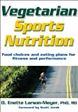 img - for Vegetarian Sports Nutrition book / textbook / text book