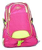 Roshan Nylon Multicolour Unisex Laptop Backpack (1534)