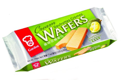 Garden Durian Wafers # B3445, 7-Ounce (Pack of 8)