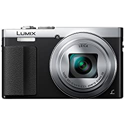 Panasonic Lumix DMC-TZ70 12MP Digital Camera with 30x Optical Zoom - Silver