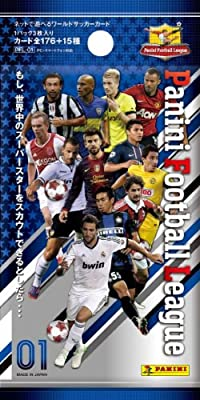 PANINI FOOTBALL LEAGUE 01 【PFL01】 (BOX)