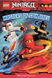 Masters Of Spinjitzu (Turtleback School & Library Binding Edition) (Lego Ninjago Readers)