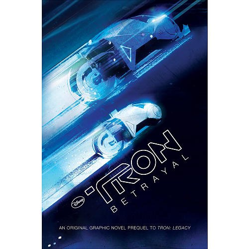 TRON: Betrayal Graphic Novel (Gift with Purchase) - 1