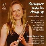 Rachel Smith Summer was in August - British Flute Works