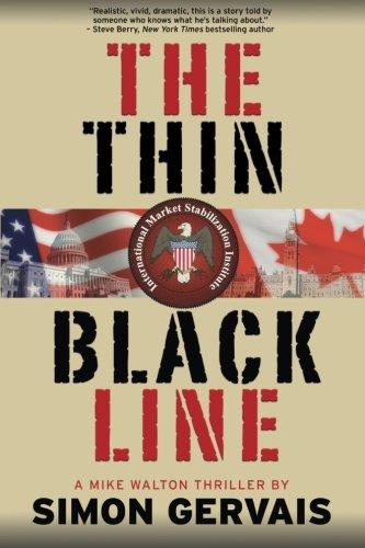 Thin Black Line: Mike Walton Thriller #1