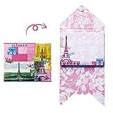 Amazon.co.jpフランスお土産 パリ 封筒型ふせんブック