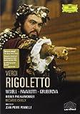 Verdi - Rigoletto (Wixell - Pavarotti - Gruberova) [DVD]