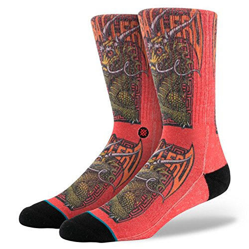 Stance Skate Legends Caballero 2 Socks Red Large/X-Large(8-12UK)