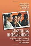 Storytelling in Organizations (0750678208) by Prusak, Laurence