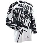 Thor Phase Slab Motocross Jersey Black XXL 2XL 2910-2278