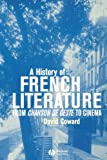 img - for A History of French Literature: From Chanson de geste to Cinema book / textbook / text book