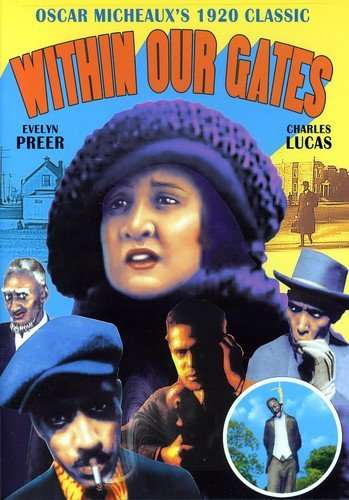 Within Our Gates (Silent) [DVD] [1920] [Region 1] [US Import] [NTSC]