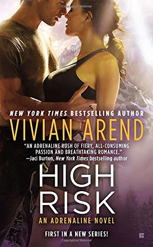 Image of High Risk (Adrenaline Search & Rescue)