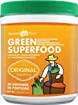 Green Superfood All Natural Drink Pow...