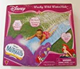 Slip d Slide:Disney little princess Wacky crazy Waterslide -- The small Mermaid Ariel