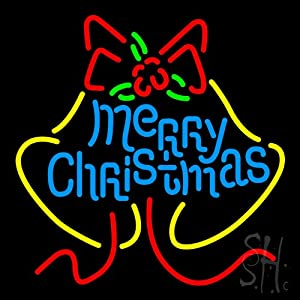 amazoncom merry christmas light decoration outdoor neon outdoor lighted christmas signs