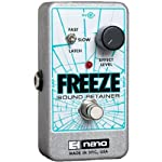 Electro-Harmonix Freeze Sound Retainer Compression Guitar Effects Pedal by Electro-Harmonix