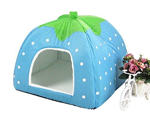 christmas-freerun-cute-soft-strawberry-small-cotton-soft-dog-cat-pet-bed-house-blue-xxl