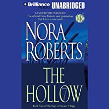 The Hollow: Sign of Seven, Book 2 Audiobook by Nora Roberts Narrated by Marie Caliendo