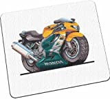 Personalised Koolart Honda CBR 600F Bike Glass Place Mat