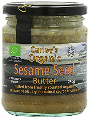 Carley's - Organic Sesame Seed Butter - 250g by Carley's
