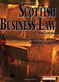 img - for Scottish Business Law book / textbook / text book
