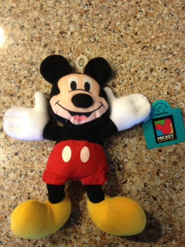 "Applause Mickey Unlimited Stuffed Collectible 7"" Plush Doll"